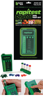 1605 Digital Soil Test Kit