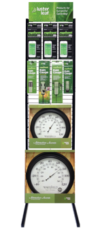 1659 Weather Monitoring & Display Rack
