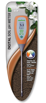 1845 Digital Soil pH Meter