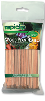 810 Wood Plant Labels