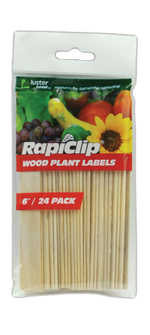 812 Wood Plant Labels